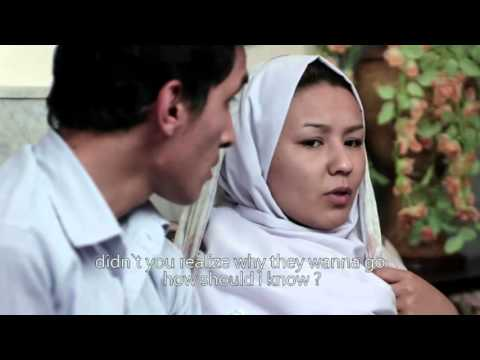 Coffee and Green Tea | Short From Iran/Afghanistan | Golden Frames 2016 | Six Sigma Films | Trailer
