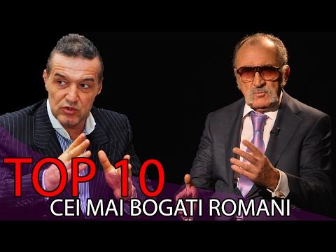 Top 10 miliardari din Romania / Andrew Show