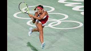 Upsets of the Decade: Puig defeats Kerber to win gold! 2016 Rio Olympics