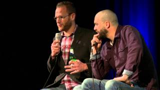 Jesse Leach & Adam D. At BME