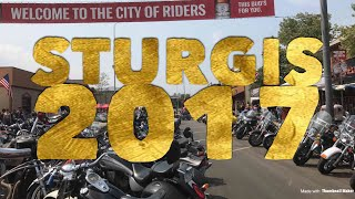 Download Video Riding To Sturgis 2017 From Rapid City SD Via Vanocker Canyon MP3 3GP MP4