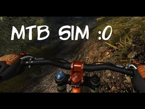 MTB Freeride PC Game - YouTube