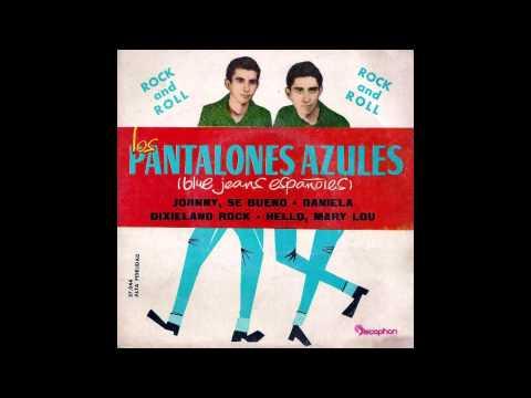 Los Pantalones Azules - Johnny, Se Bueno (Johnny B. Goode, Chuck Berry Cover)
