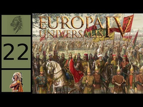EU4 Very Hard - Cradle of Civilization - Ottomans #22 - Wall