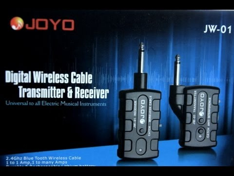 Joyo JW-01 Wireless Guitar System