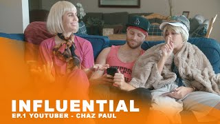 Influential: Youtuber - Chaz Paul Paradise 🏝 Hilarious Mockumentary by Megan Nager