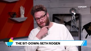 Seth Rogen Says Working With Beyoncé Has Been Great For His Marriage