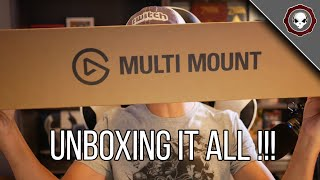 Unboxing the ENTIRE Elgato Multi Mount System !!!
