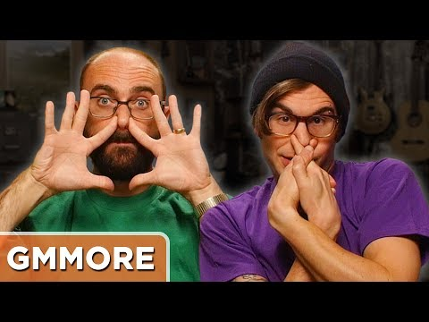 Hands In Knots Illusion ft. Vsauce