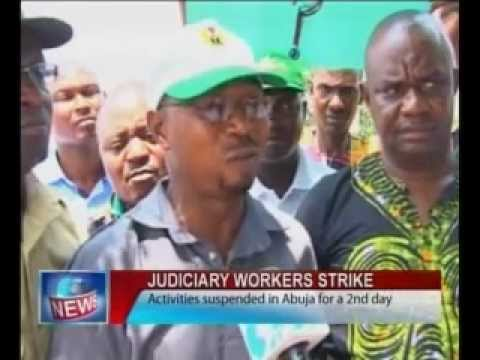 Judicial Workers Strike: Activities Suspended in Abuja for the 2nd Day