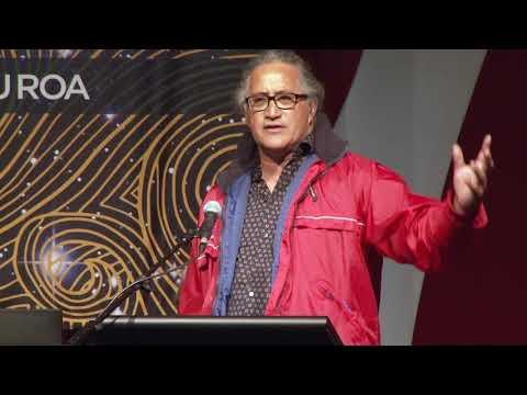 Hoturoa Barclay Kerr Addresses Annual conference