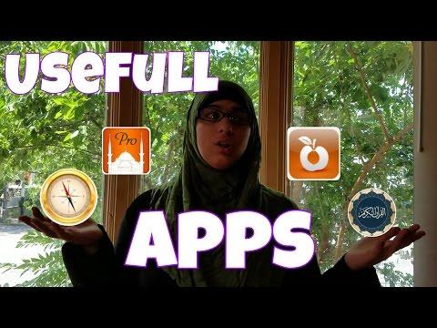 6 Usefull Islamic Android Apps📱    Aliah Velez