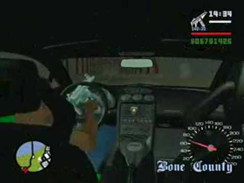 gta san andreas new in car camera mod 2011 youtube. Black Bedroom Furniture Sets. Home Design Ideas