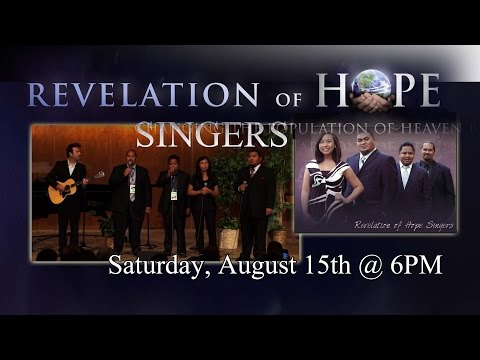 The Revelation of Hope Singers - Live Concert