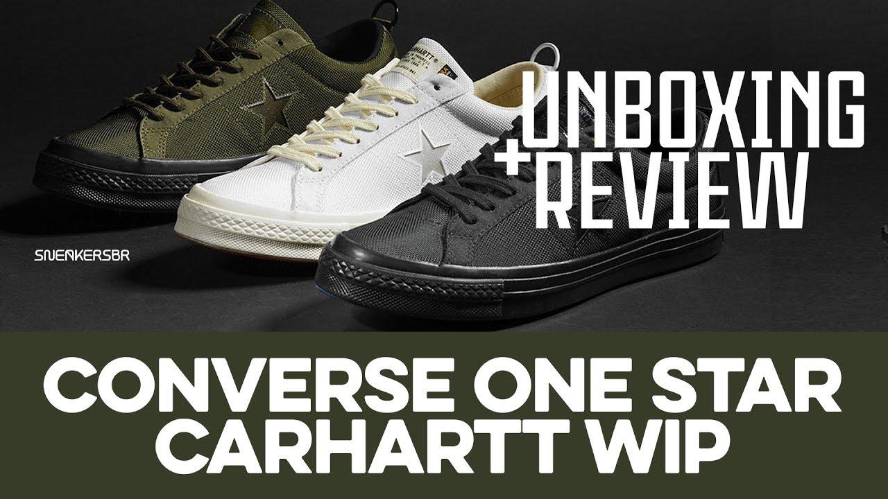 carhartt converse