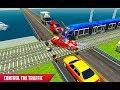Railroad Crossing Game – Free Train Simulator - Android Gameplay [HD]