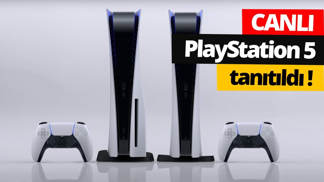 PlayStation 5 OYUNLARI tanıtılıyor! PS5 özellikleri neler?