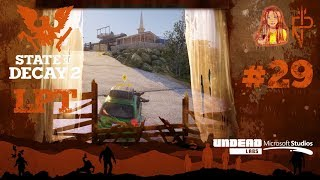 Let's Play Together State of Decay 2 #29 Die Landkirche in State of Decay 2