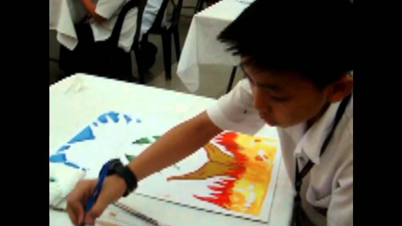 fire prevention month poster making contest 2011 - YouTube