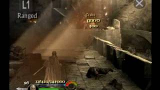 The Lord of the Rings: The Return of the King Exclusive Gameplay Footage: Multiplatform Comparison