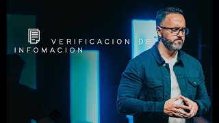 2020-10-25 | Elevate Church | Verificacion de Informacion | Hector Torres