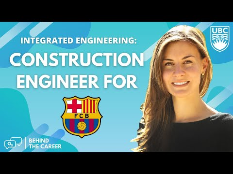 FC Barcelona | Behind the Career: Integrated Engineering