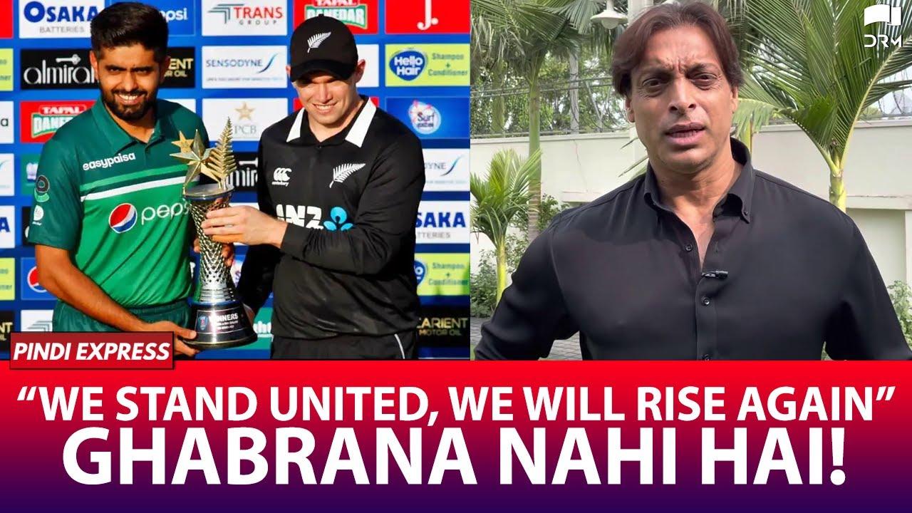 Download New Zealand Cancels Pakistan Tour   Shoaib Akhtar