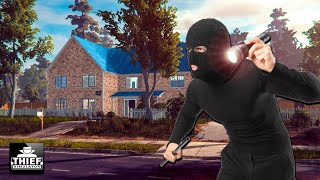 How to Become a Thief Part 2! Stealing from the RICH (Thief Simulator)