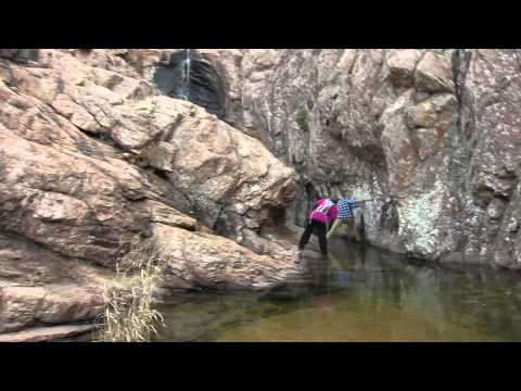 Wichita Mountains Post Oak Water Fall