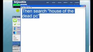 How to download The House of the dead Trilogy (hotd 1,2,3)
