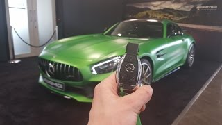 2017 Mercedes AMG GT R: In-Depth Exterior and Interior Tour!