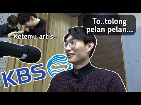Masuk KBS Radio + Ketemu IDOL KOREA [VLOG Bandung Oppa]