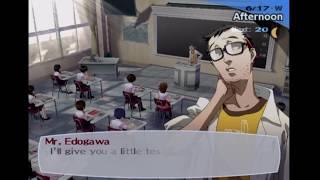 Shin Megami Tensei : Persona 3 FES -56- Photography Club