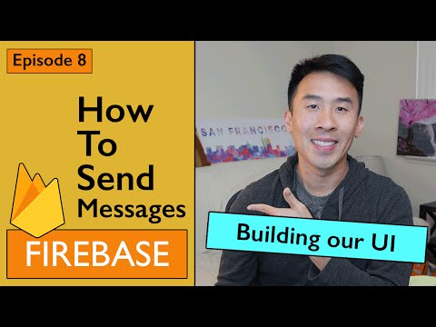Swift: Firebase 3 - How to Send Messages (Ep 8)