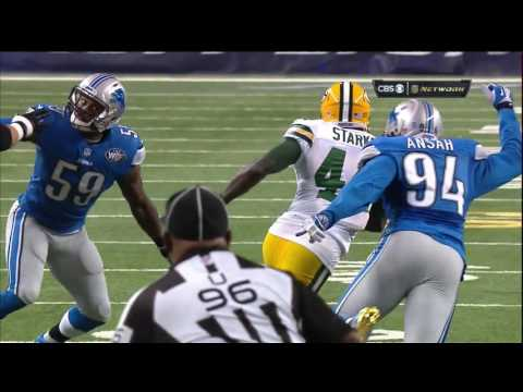 Detroit Lions   Green Bay Packers 03 12 15