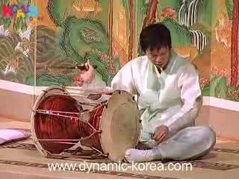 Korean Drum: Janggo