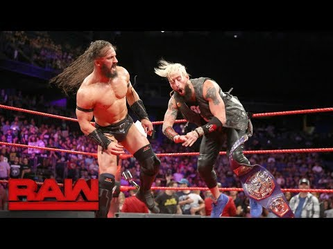 Neville spoils Enzo Amore's Certified G Championship Celebration: Raw, Sept. 25, 2017