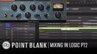 Logic Pro X Tutorial: Stem Mixing Part 2 - Mixing Synths