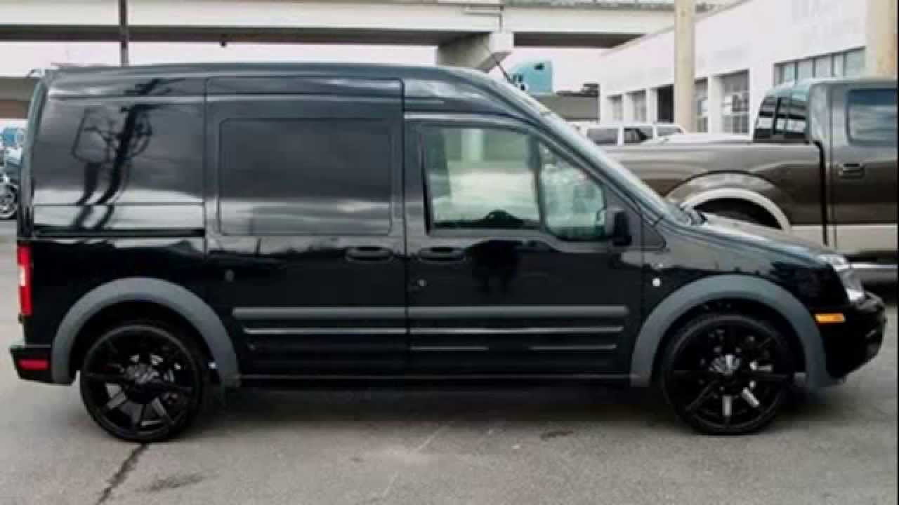 ford transit connect custom 2