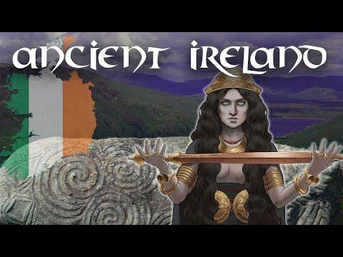 ancient-history-of-ireland,-newgrange,-celts,-vikings