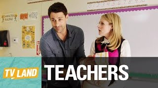 Teachable Moments | Sex Ed with Hot Dad | Teachers on TV Land