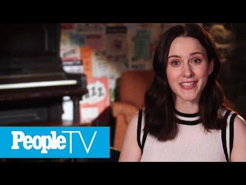 'The Marvelous Mrs. Maisel's' Rachel Brosnahan Dishes On Her Worst Ever Career Advice  PeopleTV