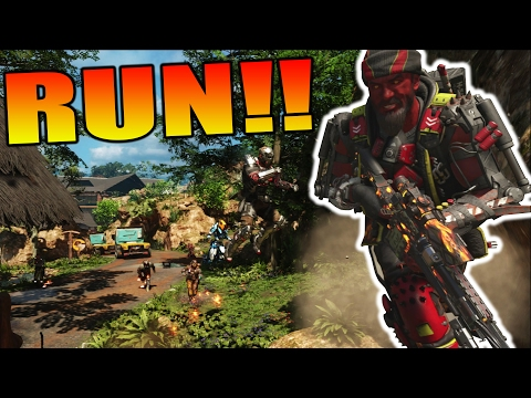 RUN FOR YOUR LIFE!! (IMPOSSIBLE) RWC #42