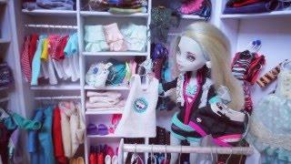 Как сделать магазин одежды для кукол Монстр Хай, Барби, Пуллип и др.(Прототипом моего магазина был шкаф для коллекционной Барби,. Однако, я его превратила в целый магазин,..., 2016-03-05T15:04:14.000Z)
