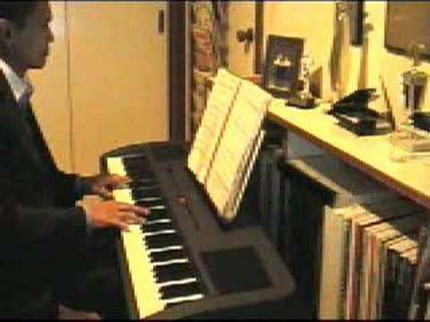 Corner Of The Sky - Piano