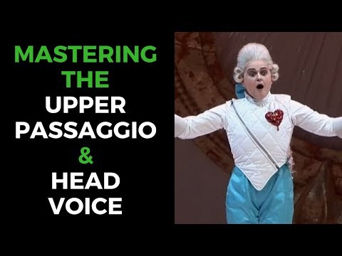 The MEZZO-SOPRANO VOICE (Part 2) with MICHELLE BREEDT: Mastering Head Voice