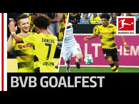 Reus & Sancho On Fire! Borussia Dortmund vs. Bayer Leverkusen