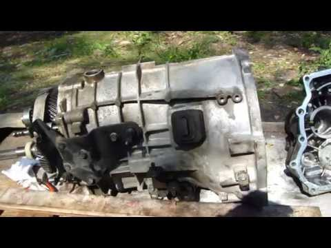 Фото к видео: How to disassemble Hyundai H-1 gearbox