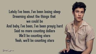 Baixar Shawn Mendes - Counting Stars (Lyrics) 🎵