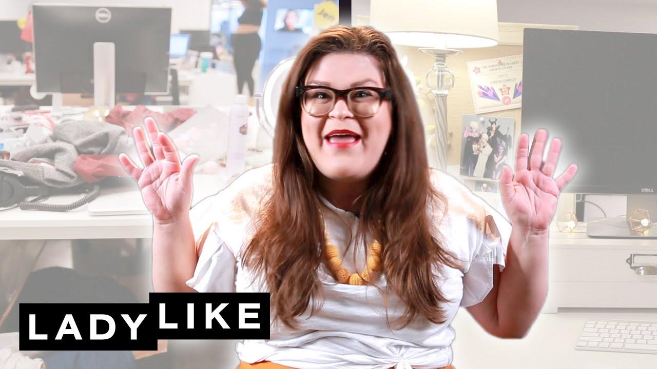 Kristin Gets A Desk Makeover • Ladylike